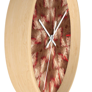 Wall clock - Little Boarders | A Pattern Designed by @remlor - Remlor Art