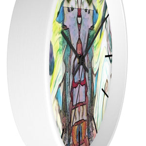 Wall Clock - dinospear | A Time Piece - Designed by @remlor - Remlor Art