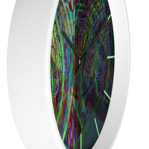 Wall clock - The Hold Strong | Designed by @remlor