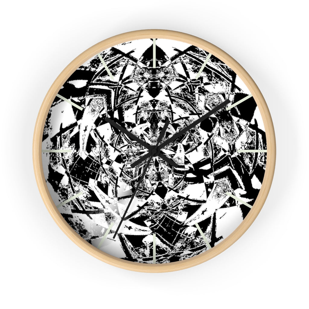 Wall Clock - Scented aftermath | A Time Piece - Designed by @remlor - Remlor Art