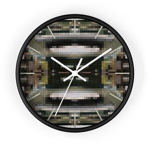 Wall clock - Critical Situation | Designed by @remlor