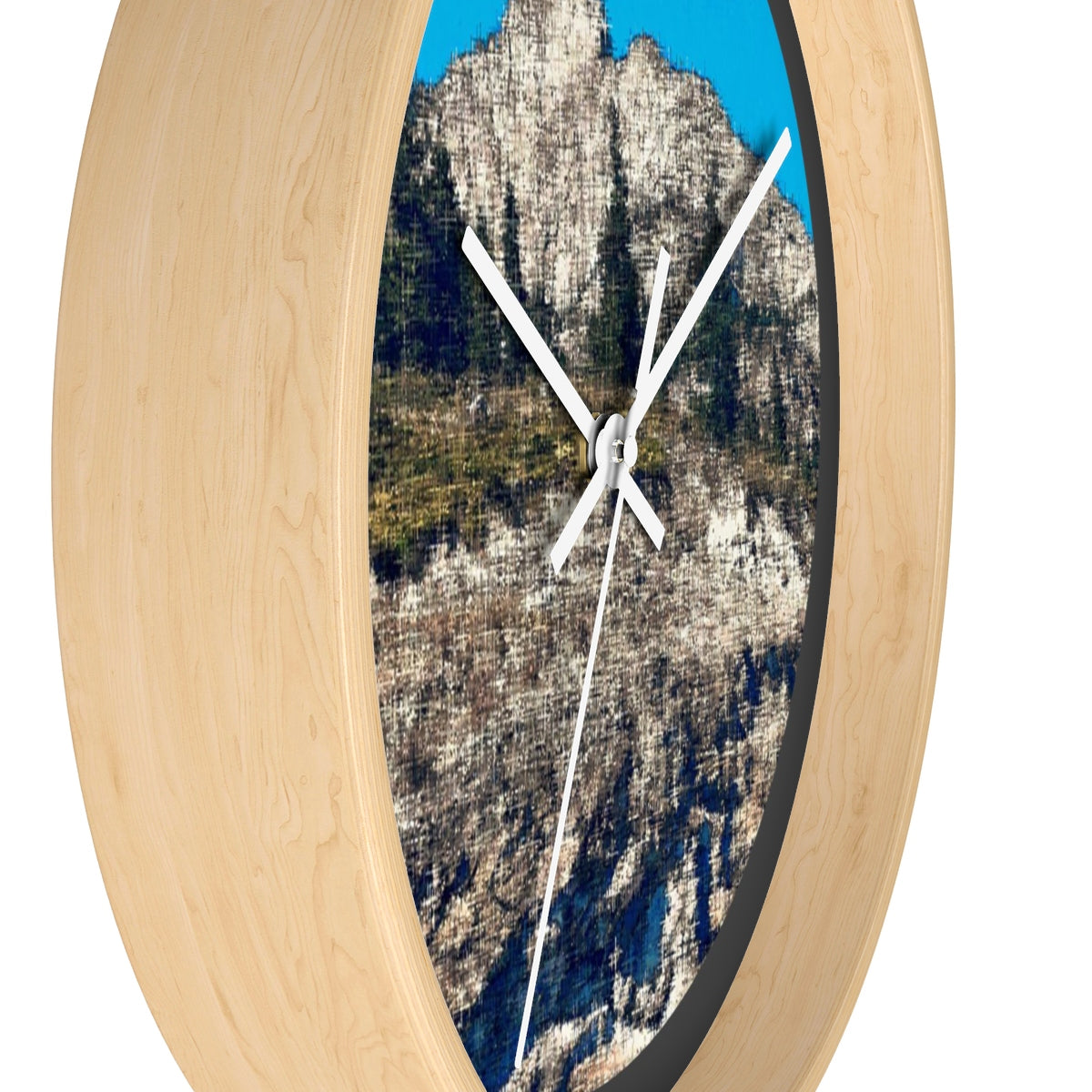 Wall clock - Altalabour | Designed by @remlor - Remlor Art