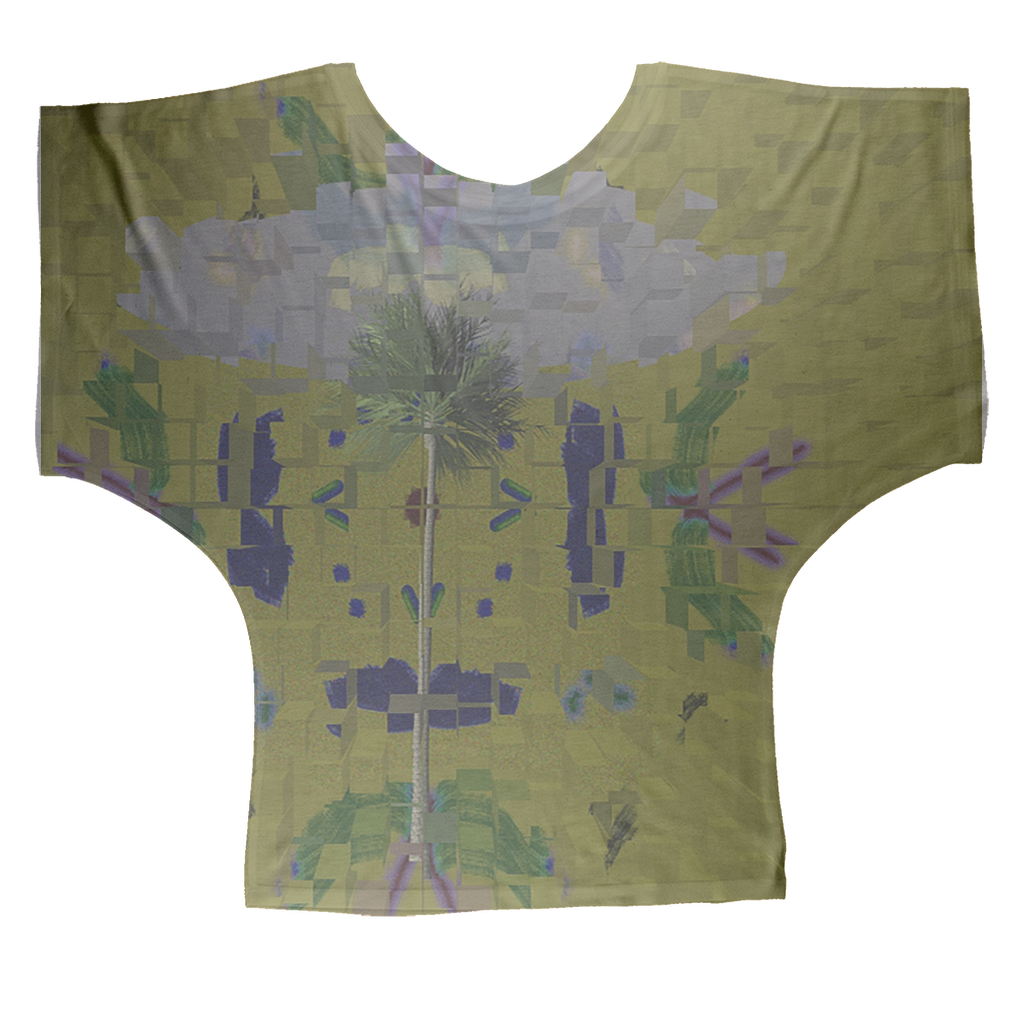 a matter of time Sublimation Batwing Top - Remlor Art
