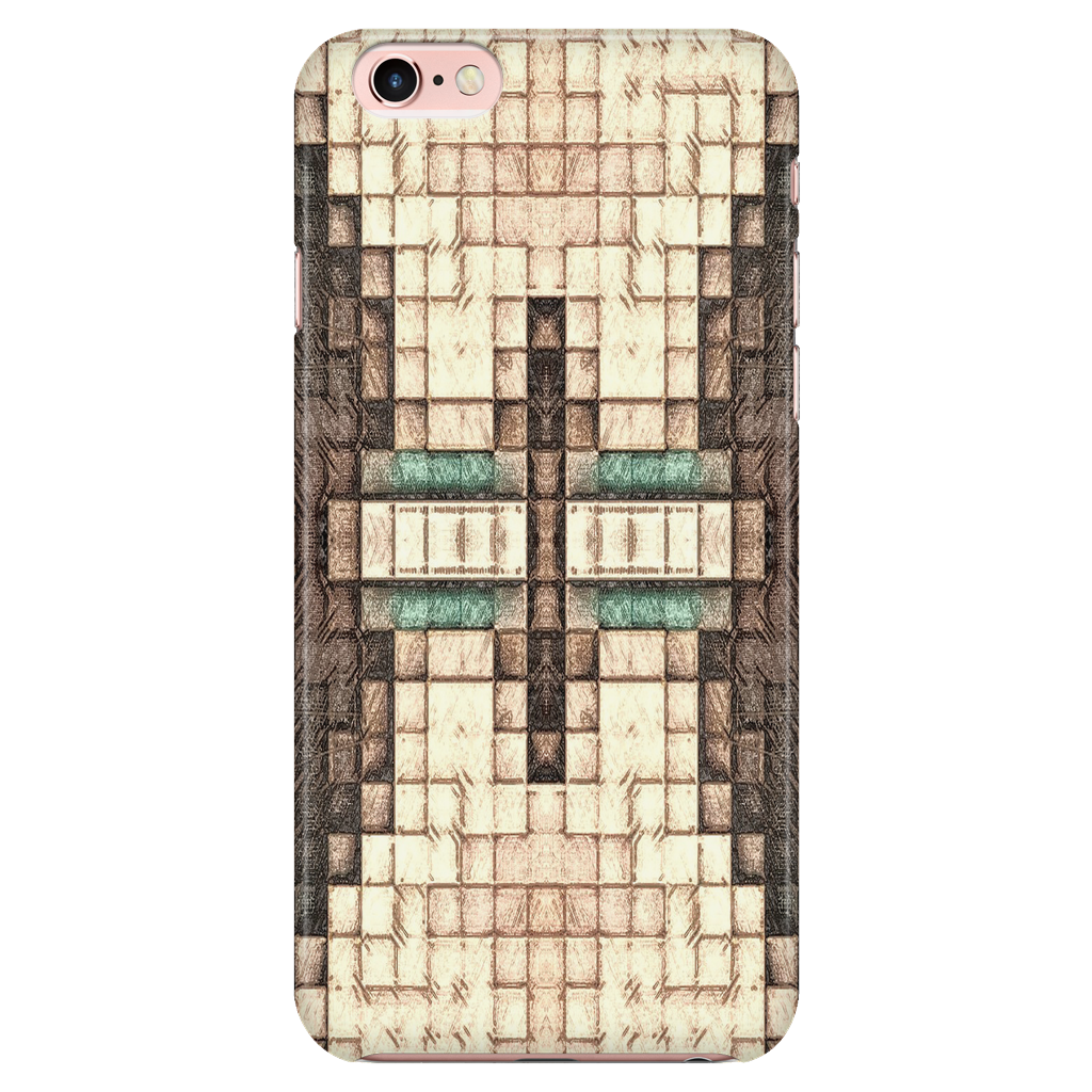 The estate - Psychedelic Phone Case Designed by @remlor - Remlor Art
