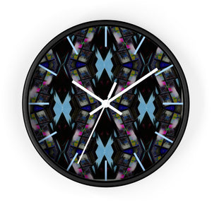 Wall clock - Inside the Night | A Time Piece - Designed by @remlor - Remlor Art