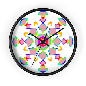Wall clock - moving forward | A Pattern Designed by@remlor - Remlor Art