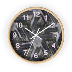 Wall Clock - Blissed n gone | A Time Piece - Designed by @remlor - Remlor Art