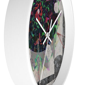 Wall clock - Into the Drama | Designed by @remlor