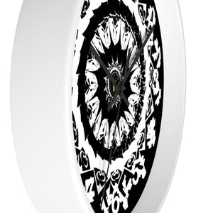 Wall clock - appreciation society | A Pattern Designed by @remlor - Remlor Art