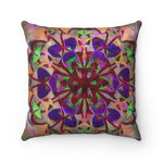 Spun Polyester Square Pillow - Yield | Designed by @remlor - Remlor Art