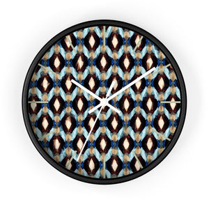 Wall Clock - Into the one  | A Time Piece - Designed by @remlor - Remlor Art