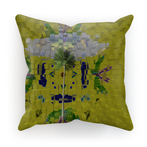 Sublimation Cushion Cover - a matter of time | A Pillow Case - Designed by @remlor - Remlor Art