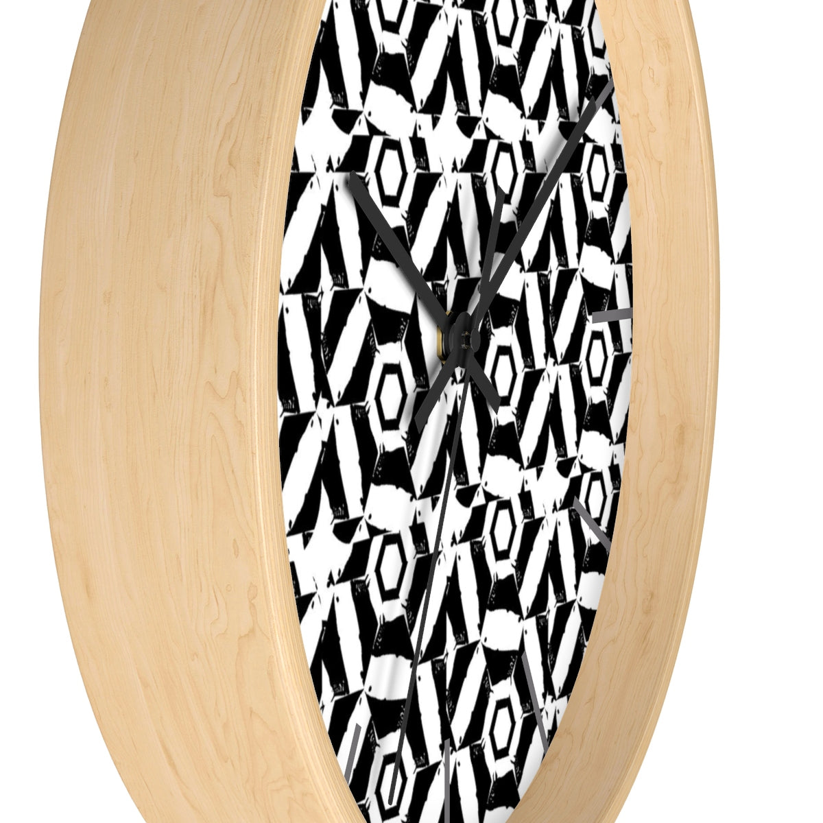 Wall clock - A Million Watts of Sound | A Time Piece - Designed by @remlor - Remlor Art