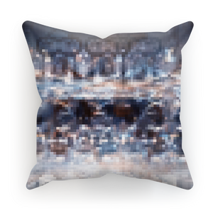 Two Currie flurry Sublimation Cushion Cover - Remlor Art