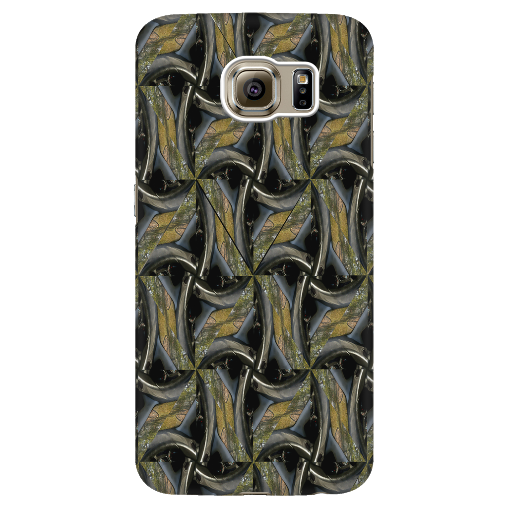 Woven Grass - Phone Case designed by @remlor - Remlor Art