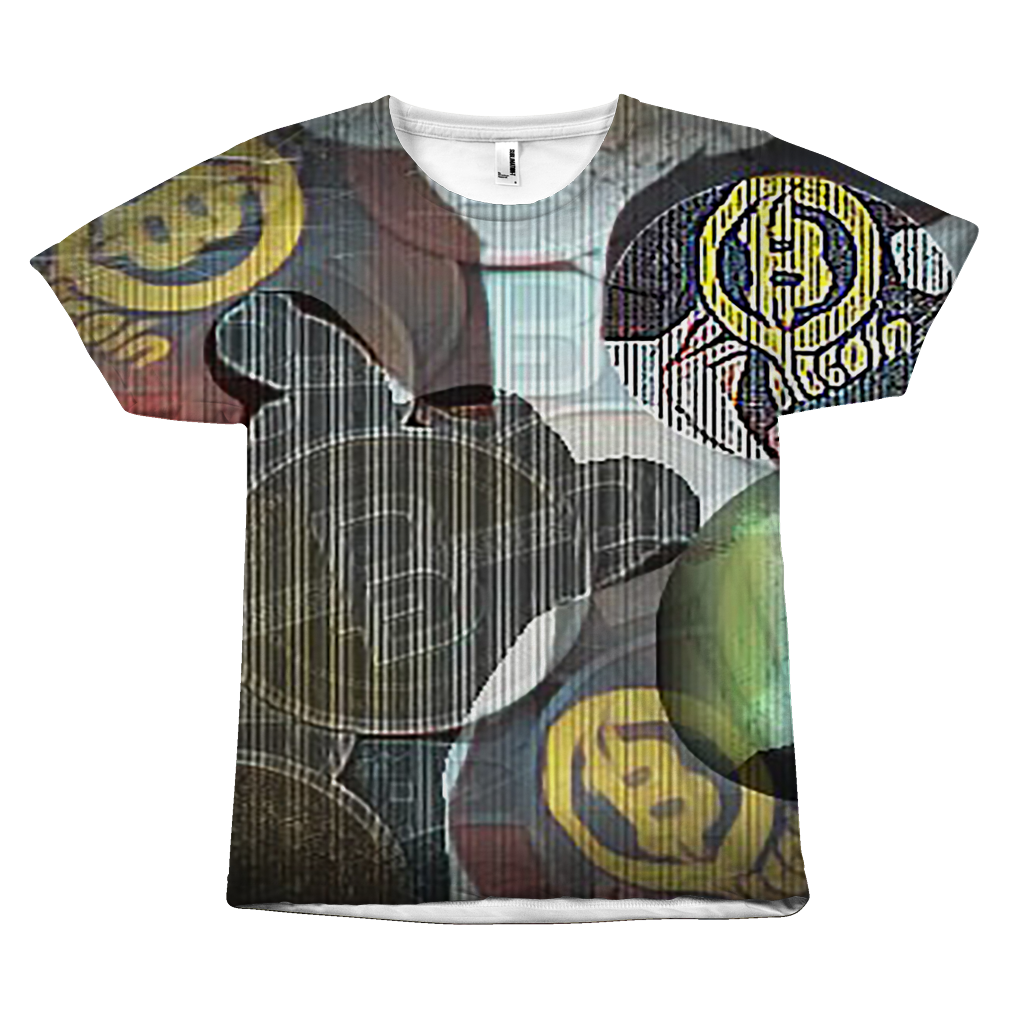 All Over Print T-Shirt - jointherocketship | A Shirt - Designed by @remlor - Remlor Art