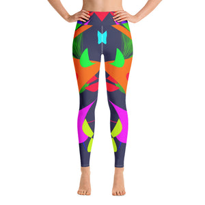 Yoga Leggings - The Remz | A Pattern Designed by @remlor - Remlor Art