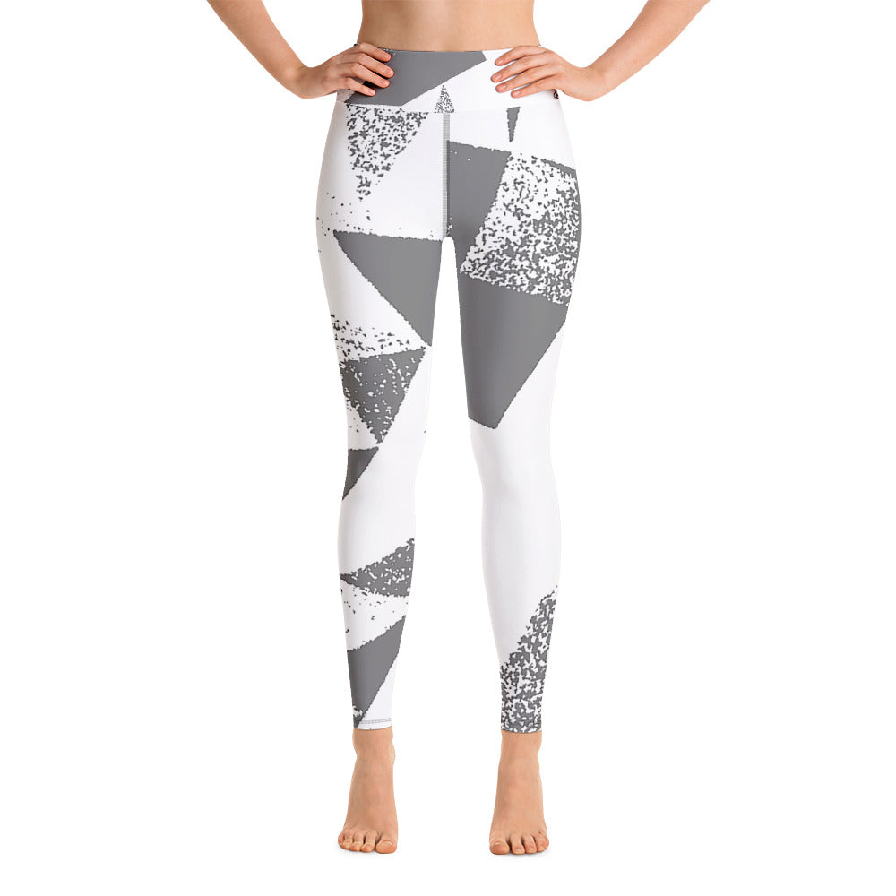 Yoga Leggings - Knocked out Punched |  A Pattern Designed by @remlor - Remlor Art