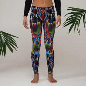 Lifestyle Magick - Leggings | A Pattern Designed by @remlor - Remlor Art