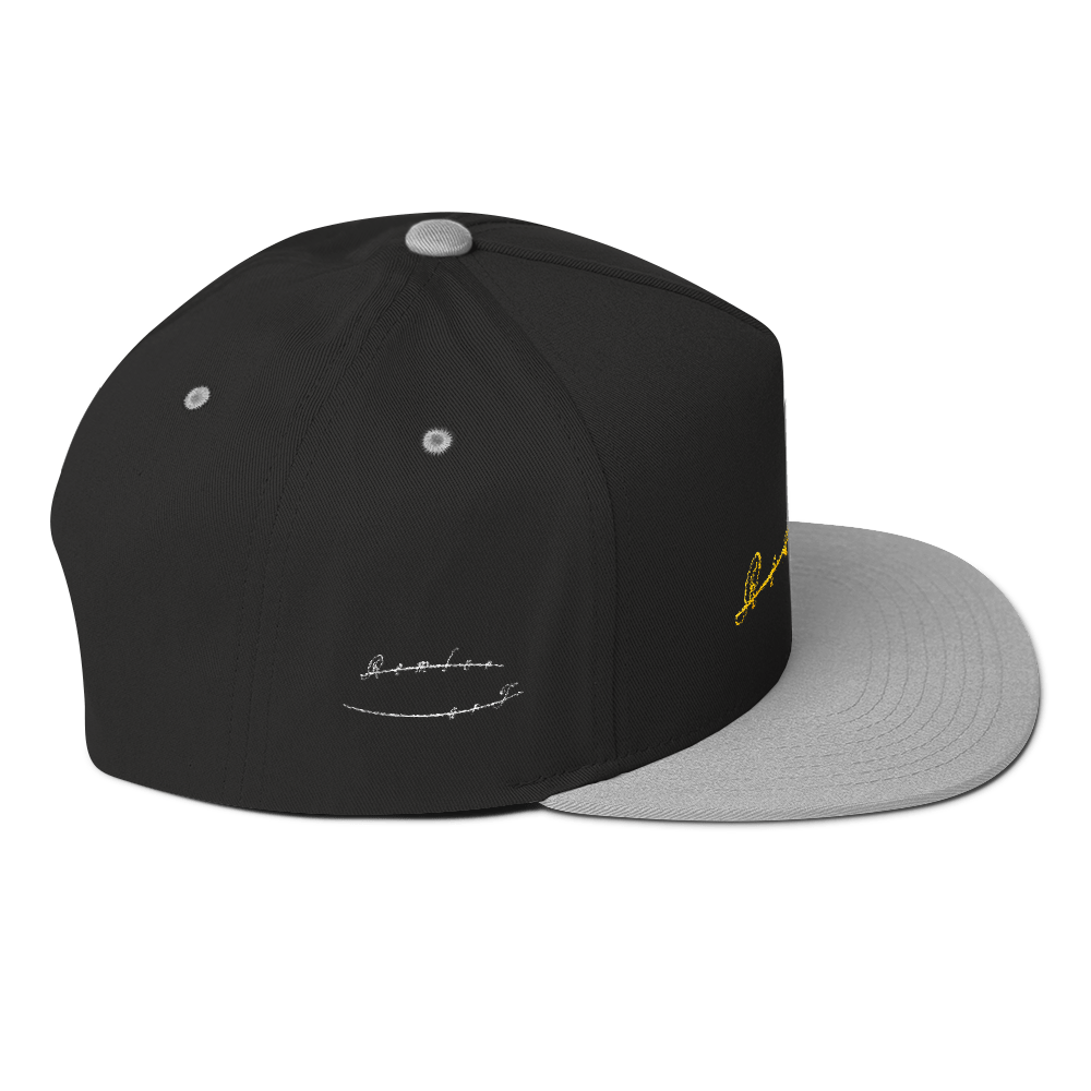 remlor art - Flat Bill Cap - designed by @remlor - Remlor Art