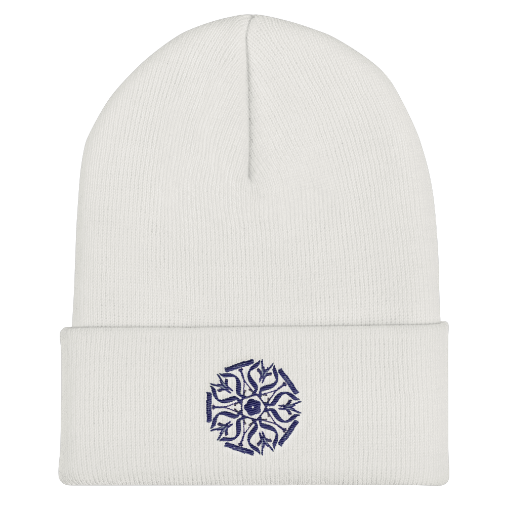 Cuffed Beanie - the required - designed by @remlor - Remlor Art