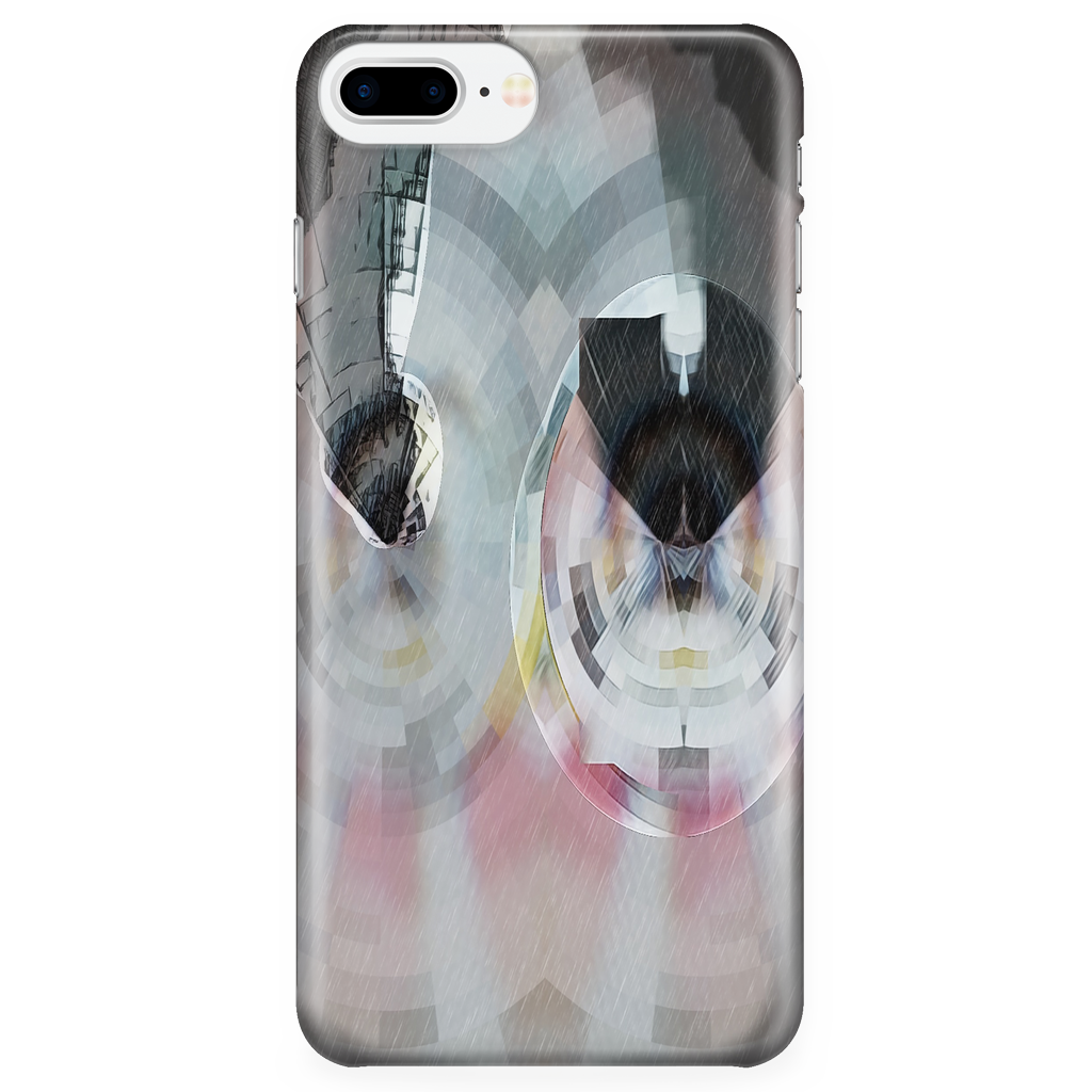 Hand on the G_n... - Psychedelic Phone Case Designed by @remlor - Remlor Art