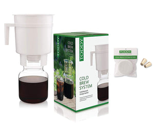 Carlin Brothers Coffee cold brew system