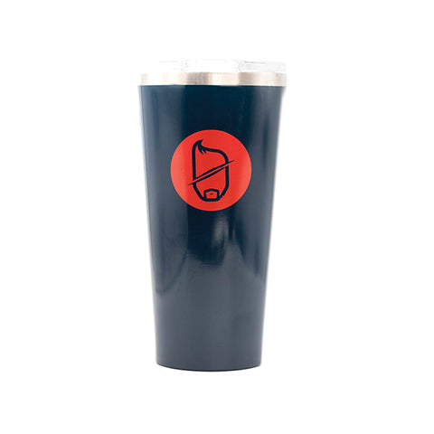 Super Carlin Brothers Navy Tumbler