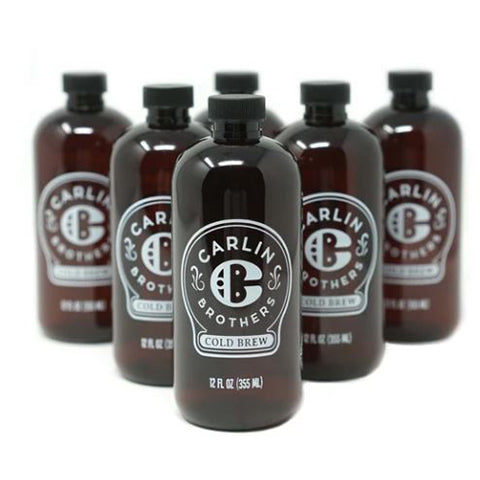 Carlin Brothers Cold Brew Coffee - 6 Pack