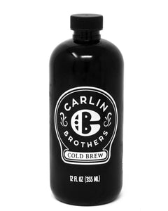 Carlin Brothers Coffee 6-pack cold brew