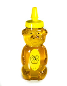 Carlin Brothers Coffee honey bear