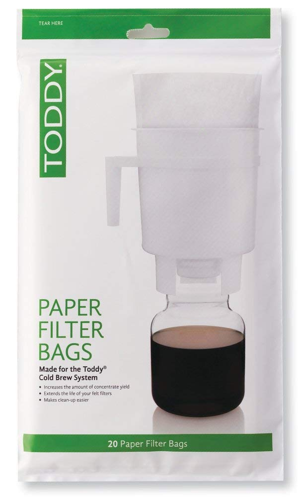 Replacement Paper Filter for Cold Brew Kit