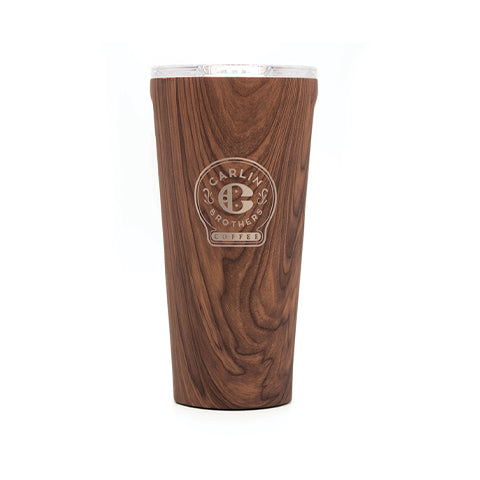 Carlin Brothers Coffee Walnut Tumbler