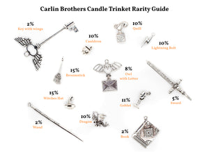 20oz Carlin Brothers Charm Candle