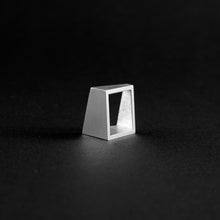 Load image into Gallery viewer, Details of Silver 925 MK3 asymmetric ring
