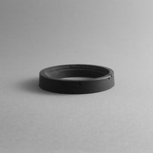 Load image into Gallery viewer, Detail of the Black Colosseum Bangle