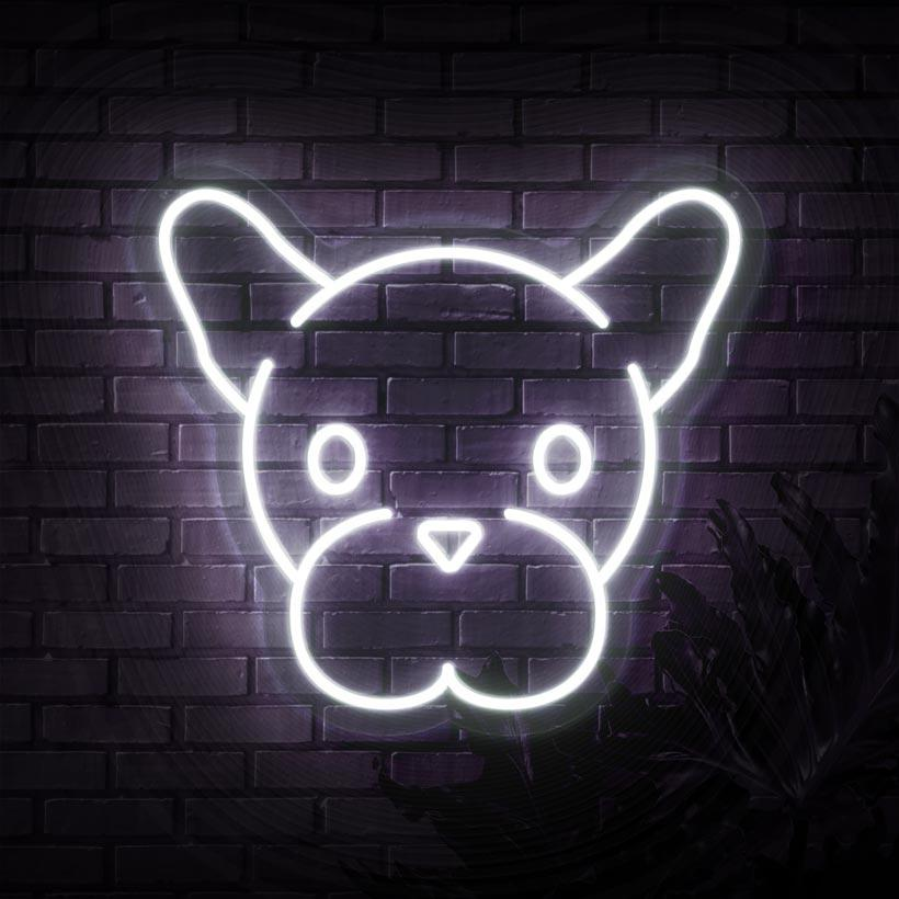 French Bulldog Neon Sign