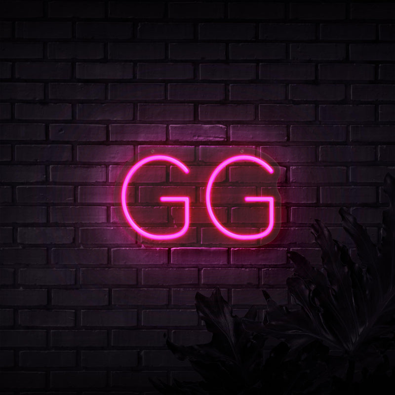 Good Game Neon Sign
