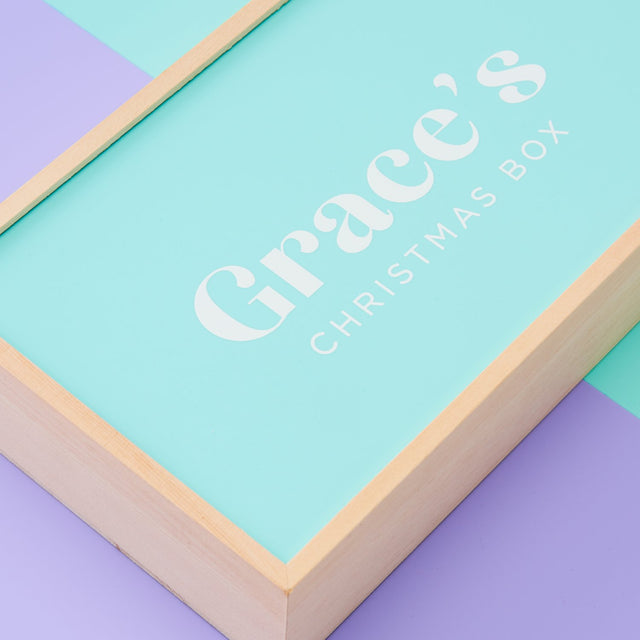 Playful Pastels Keepsake Box