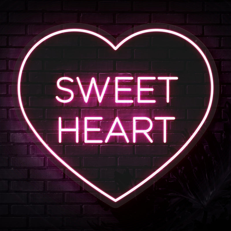 Sweet Heart Neon Sign
