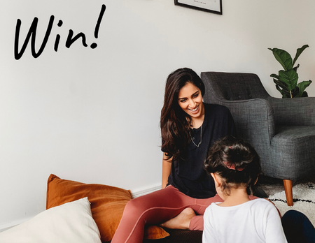 Win a treat for you and your mum this Mother's Day