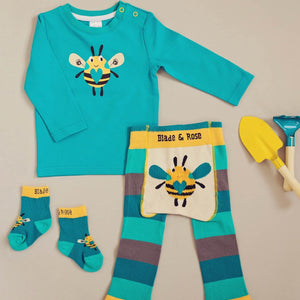 Busy Bee Leggings