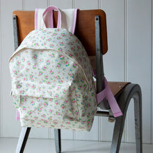 Load image into Gallery viewer, La Petite Rose Mini Backpack