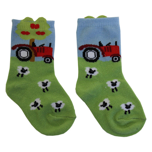 Farmyard Socks