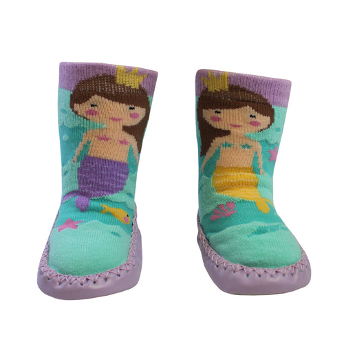 Mermaid Moccasins