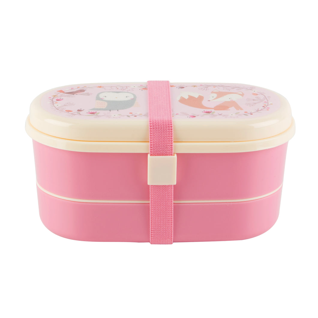 Woodland Friends Bento Lunch Box