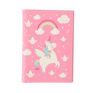 Unicorn Passport Holder