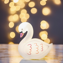 Load image into Gallery viewer, Freya Swan Night Light