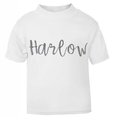 Personalised Name T Shirt