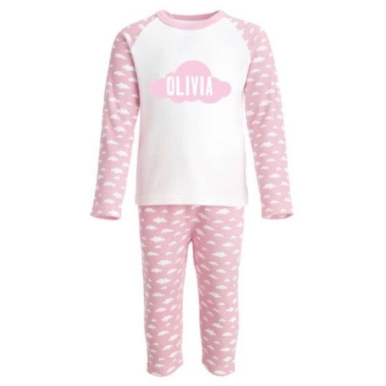 Pink Cloud Pjs
